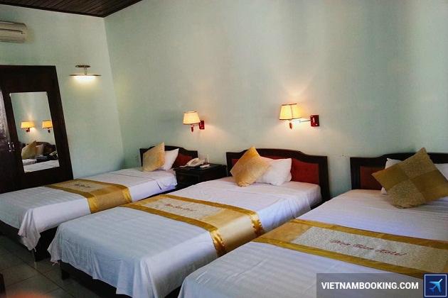 Khách sạn gần ga tàu Huế