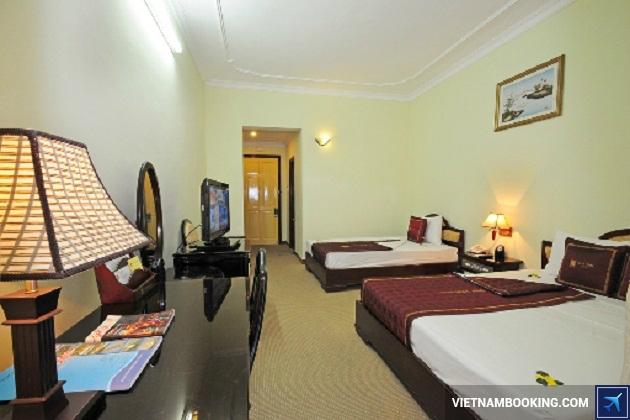 Khách sạn đường Hùng Vương Huế