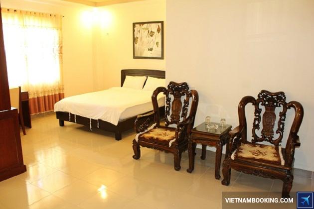 Khách sạn gần trung tâm thành phố Huế