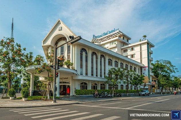 Khách sạn trung tâm TP Huế