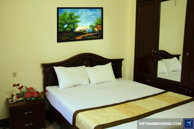 Khách sạn gần bãi biển Thuận An Huế