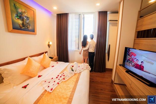 Khách sạn gần trung tâm Huế giá rẻ