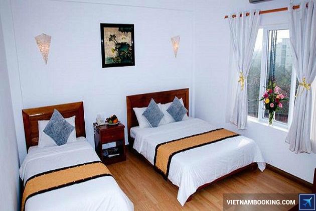 Khách sạn gần bệnh viện TW Huế