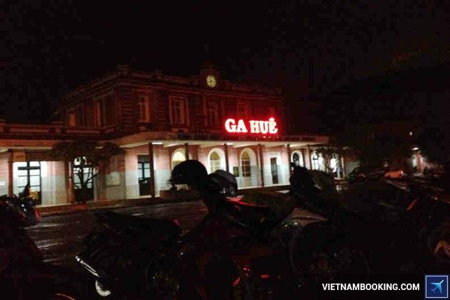 Khách sạn Huế gần ga tàu