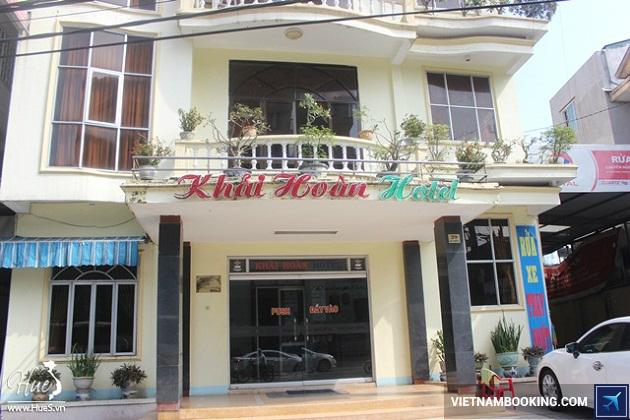Khách sạn 2 sao Huế gần trung tâm