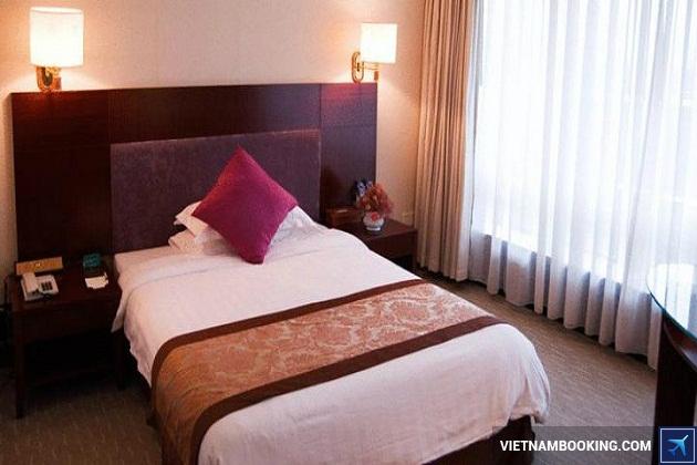 Khách sạn có đầy đủ tiện nghi ở Huế