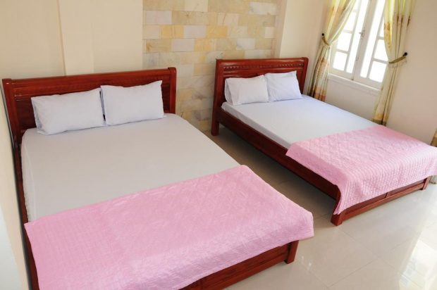 khách sạn Minh Châu gần bệnh viện Trung Ương thành phố Huế