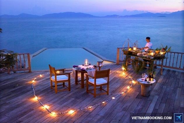 Khách sạn Nha Trang có biển