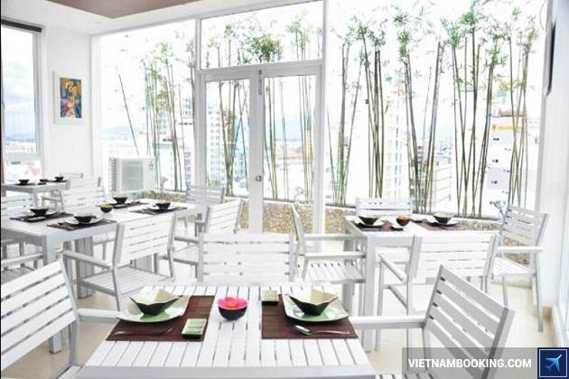 Khách sạn trên đường Trần Quang Khải Nha Trang