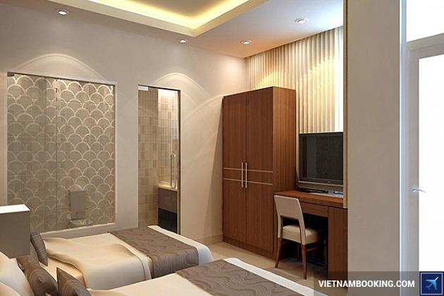 Khách sạn đường Trần Quang Khải Nha Trang