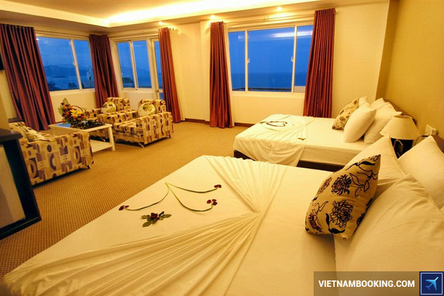 Khách sạn Nha Trang nằm trên đường Nguyễn Thị Minh Khai