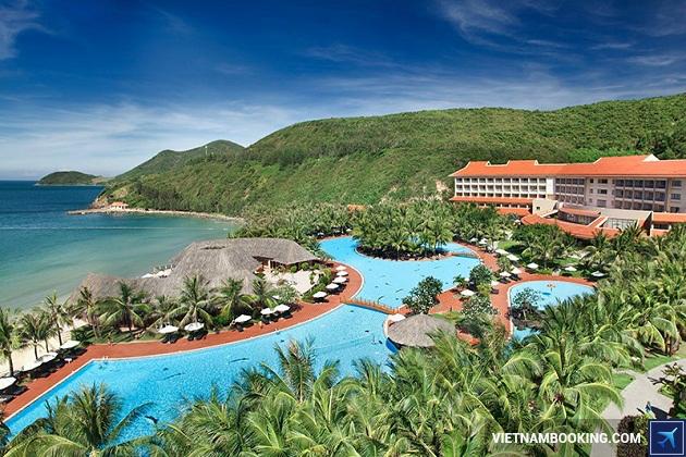 Khách sạn có bãi biển riêng Nha Trang