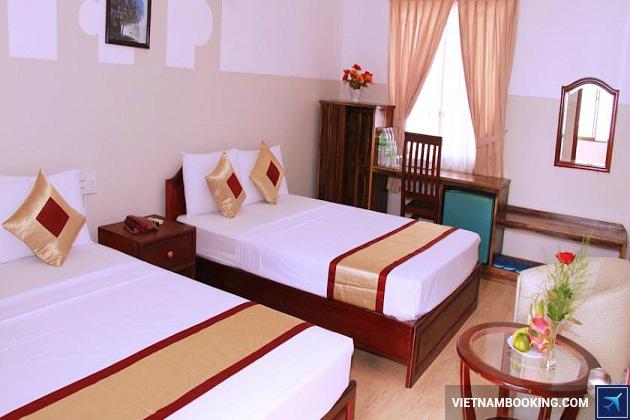 Khách sạn trên đường Hùng Vương Nha Trang