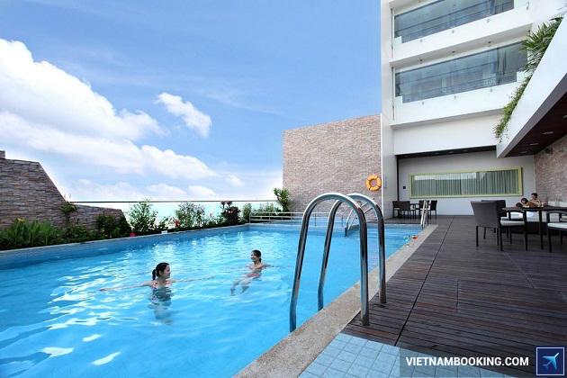 Khách sạn Nha Trang ở đường Trần Phú