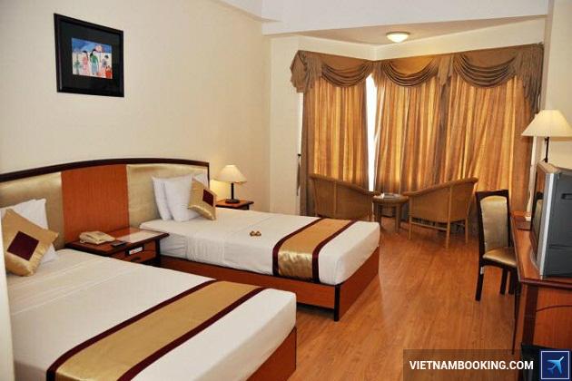 Khách sạn đẹp dành cho gia đình ở Nha Trang