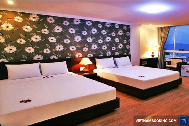 Khách sạn giá rẻ trên đường Hùng Vương Nha Trang