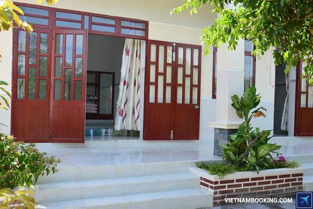 Khách sạn Nha Trang tại Đảo Bình Ba