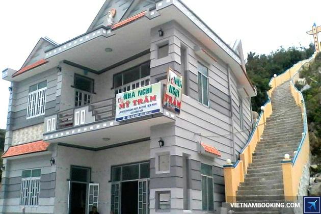 Khách sạn Nha Trang đào Bình Ba