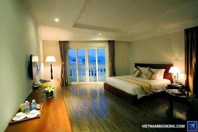 Khách sạn 4 sang sang trọng Nha Trang
