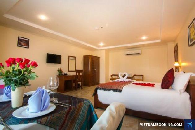 Đặt phòng khách sạn ở Campuchia