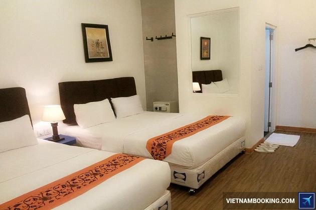 Khách sạn giá rẻ tại Phnom Penh