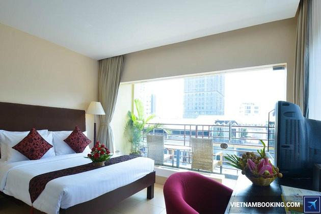 Khách sạn 3 sao ở Phnom Penh
