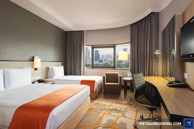 Khách sạn ở Singapore dành cho người Việt