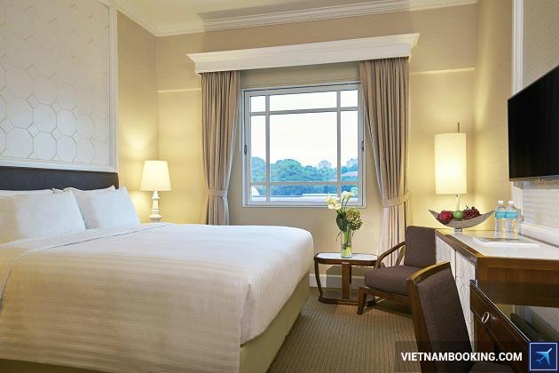 Khách sạn được yêu thích ở singapore