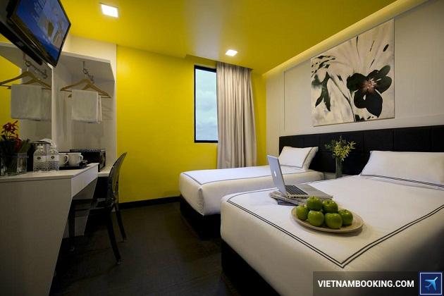 Khách sạn Venue singapore