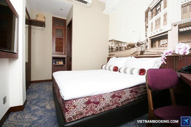 Khách sạn ở Singapore