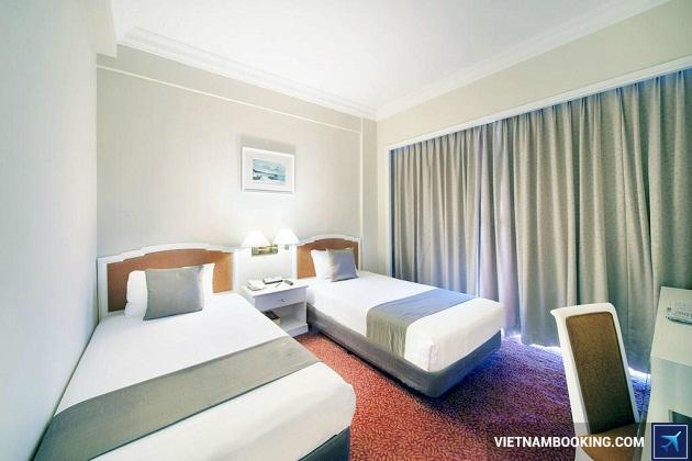 Khách sạn singapore có chỗ đỗ xe miễn phí