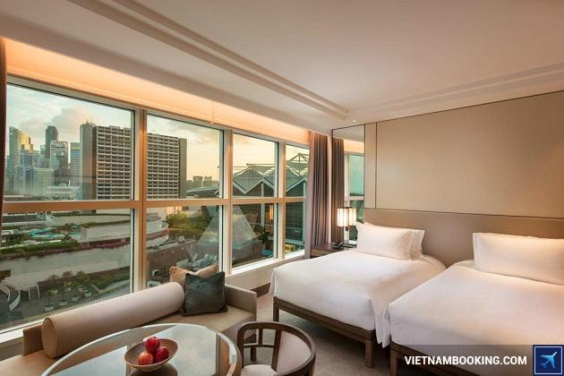 Khách sạn 5 sao Singapore