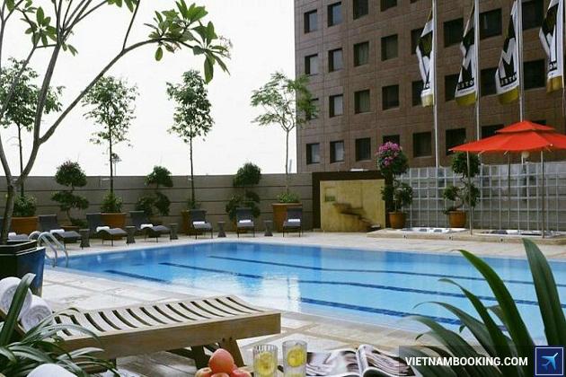 Khách sạn 4 sao singapore có vị trí thuận lợi