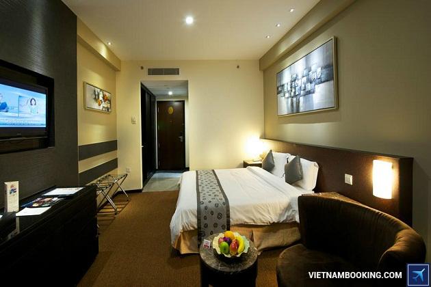 Khách sạn giá rẻ tiện nghi singapore
