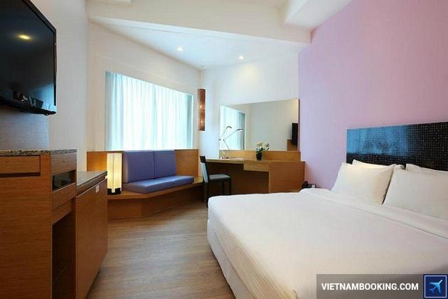Khách sạn Singapore có tầm nhìn đẹp