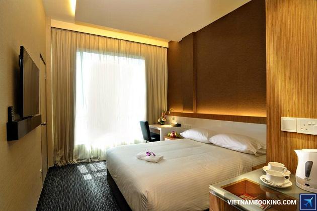 Khách sạn có tầm nhìn đẹp ở Singapore
