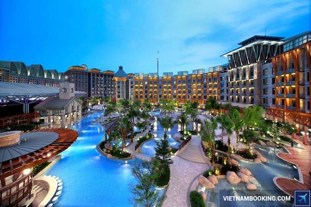Khách sạn gần sân bay Singapore