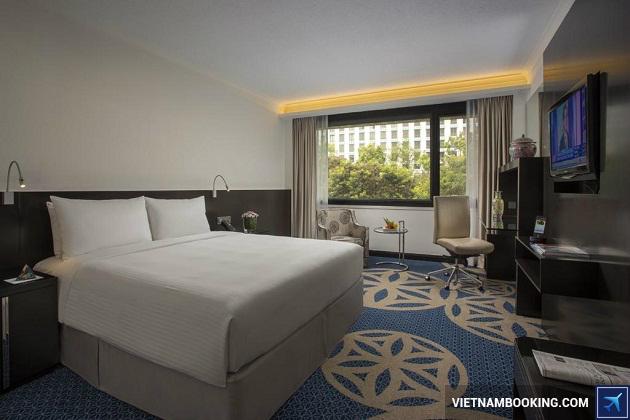 Khách sạn ở Singapore gần sân bay
