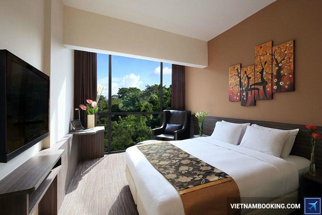Khách sạn có hồ bơi singapore