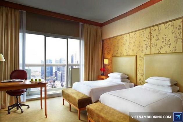 Khách sạn cao nhất singapore