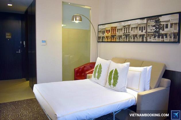 Khách sạn Singapore có thu đổi ngoại tệ
