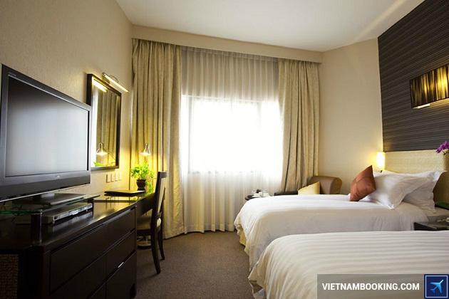 Khách sạn có dịch vụ thu đổi ngoại tệ tại Sigapore