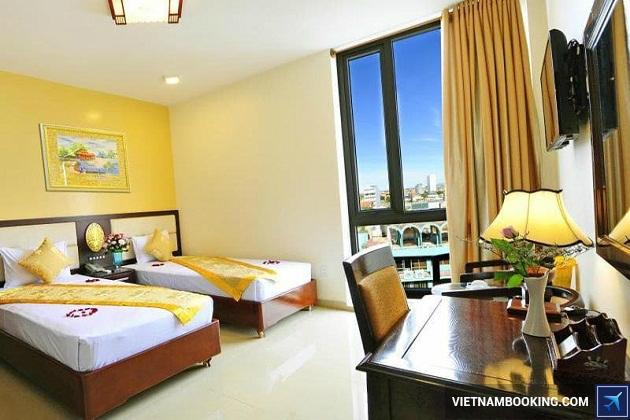 Khách sạn gần chợ Đông Ba Huế