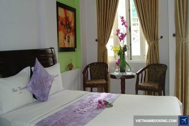 Khách sạn ở Huế gần chợ Đông Ba