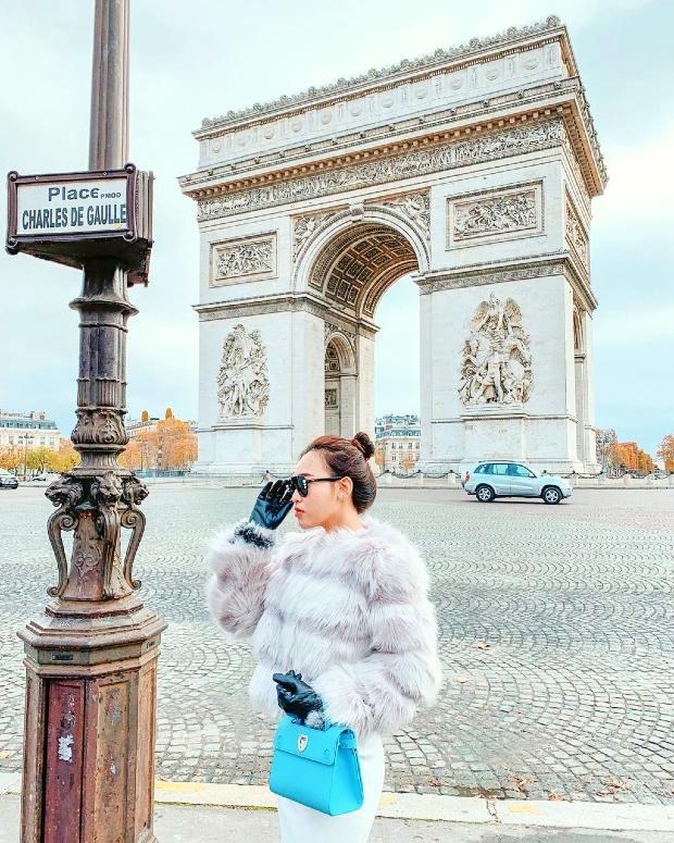 Khải Hoàn Môn Paris