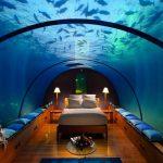 Khám phá bêntrong khách sạn đẹp nhất Maldives Conrad Maldives