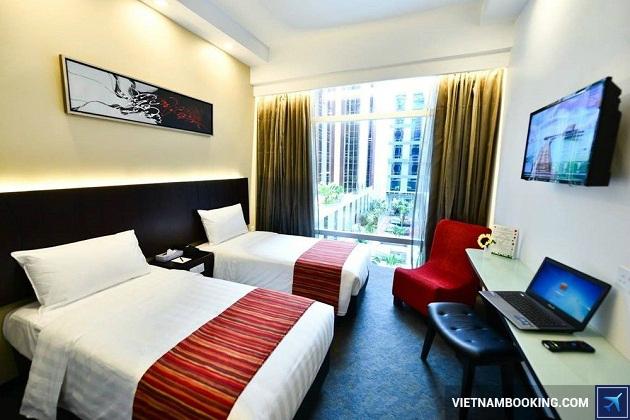 Kinh nghiệm đặt phòng khách sạn Tại Singapore