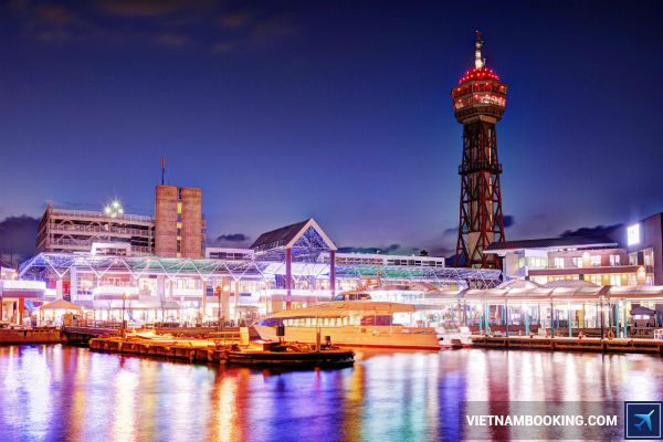 Mua vé máy bay từ Việt Nam đến Nhật Bản, khám phá Fukuoka