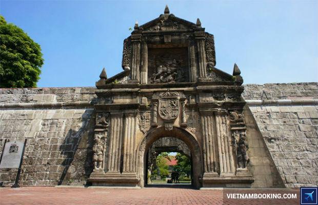 Tour du lich Philippines gia re