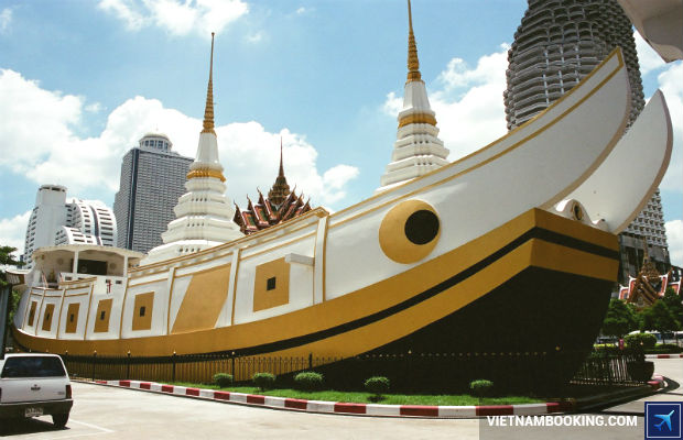 Tour du lich Thai Lan
